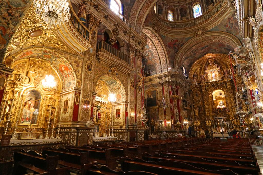 The Basilica of San Juan de Dios - Granada's best kept secret
