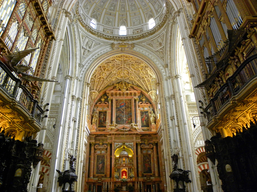 altar, Cordoba Mosque Cathedral