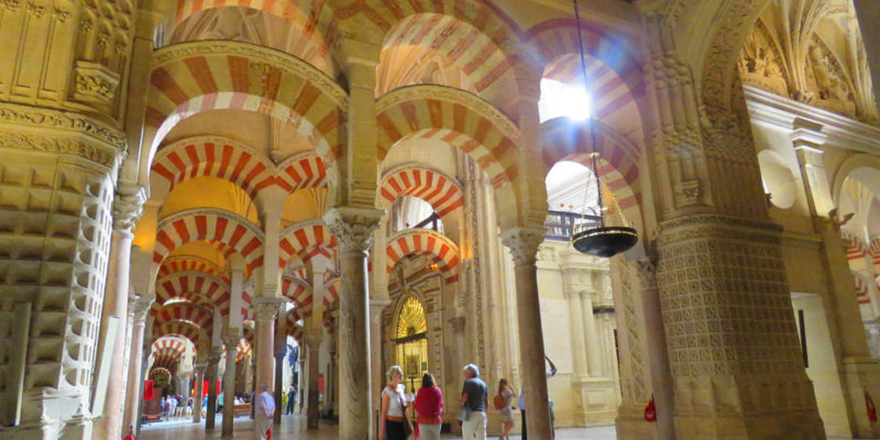 Cordoba's Mezquita – the most impressive religious building in the World?