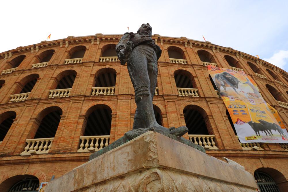 Bullring of Valencia (Plaza de Toros de Valencia)