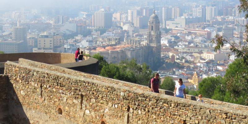 Castillo de Gibralfaro – Malaga's highlight attraction