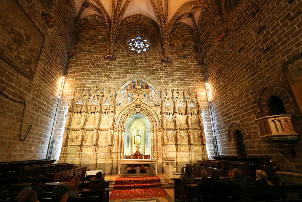 Chapel of the Holy Grail, Valencia Cathedral
