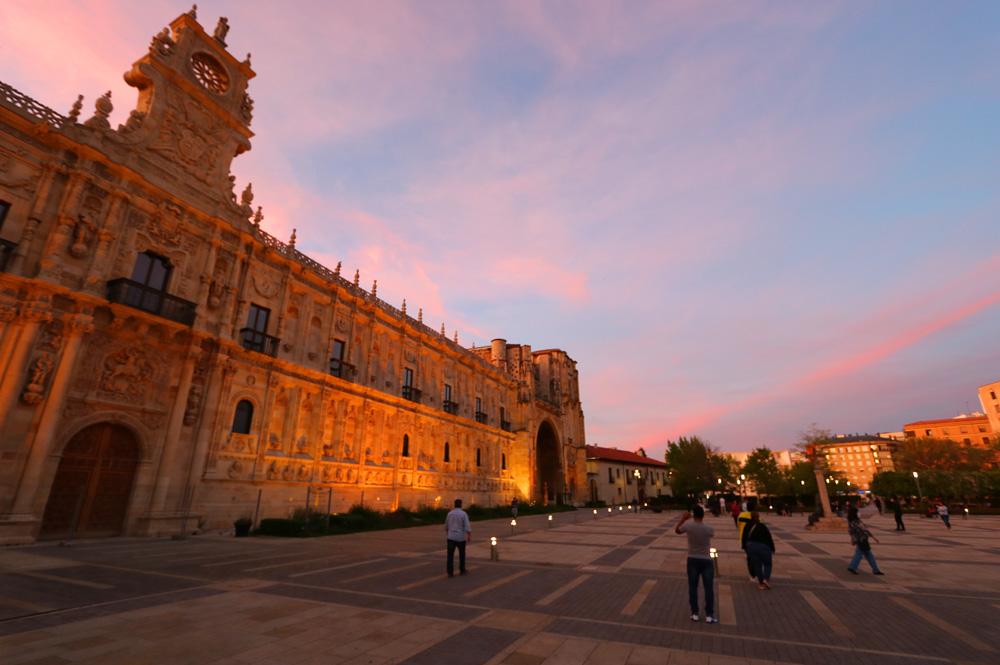 Convento de San Marcos, Leon Spain