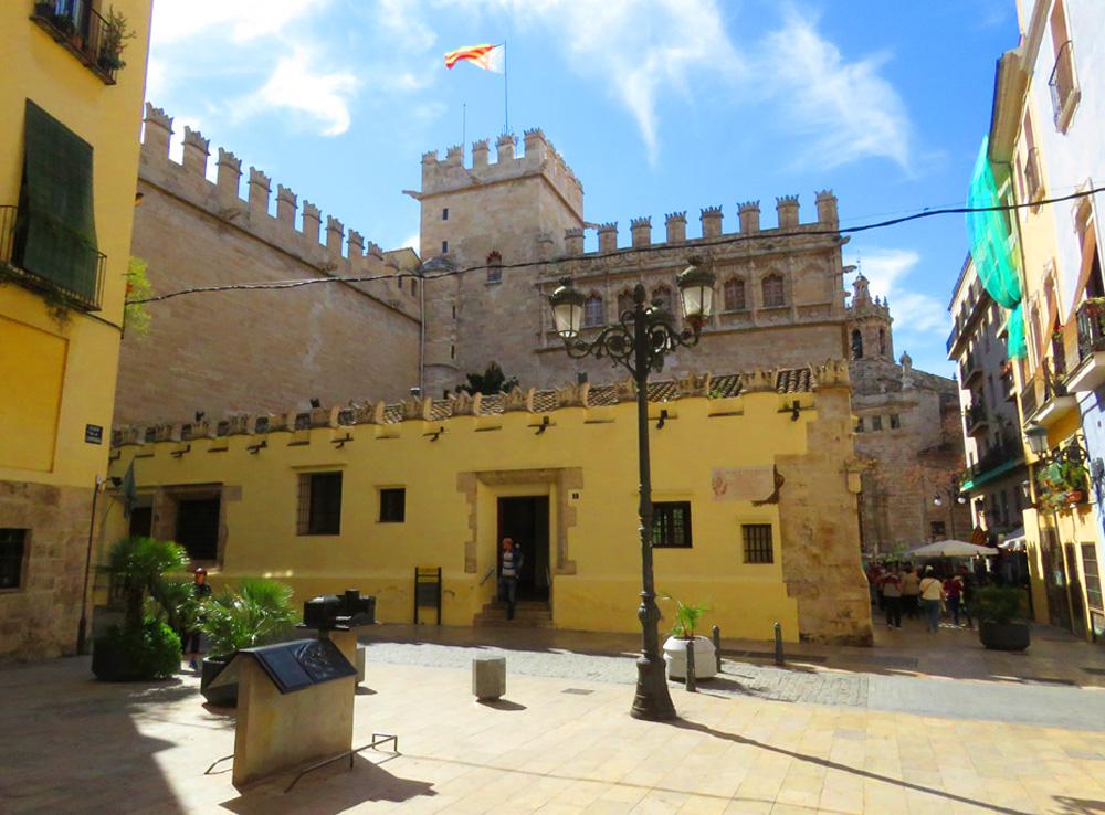 La Lonja de la Seda, Valencia