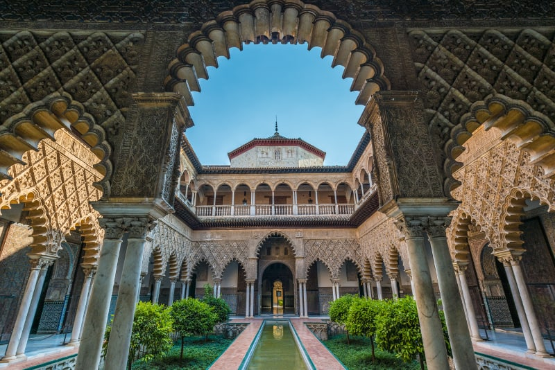 Seville's Top Attraction: The Real Alcazar