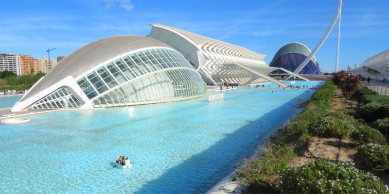 Valencia (and its highlights) in Photos