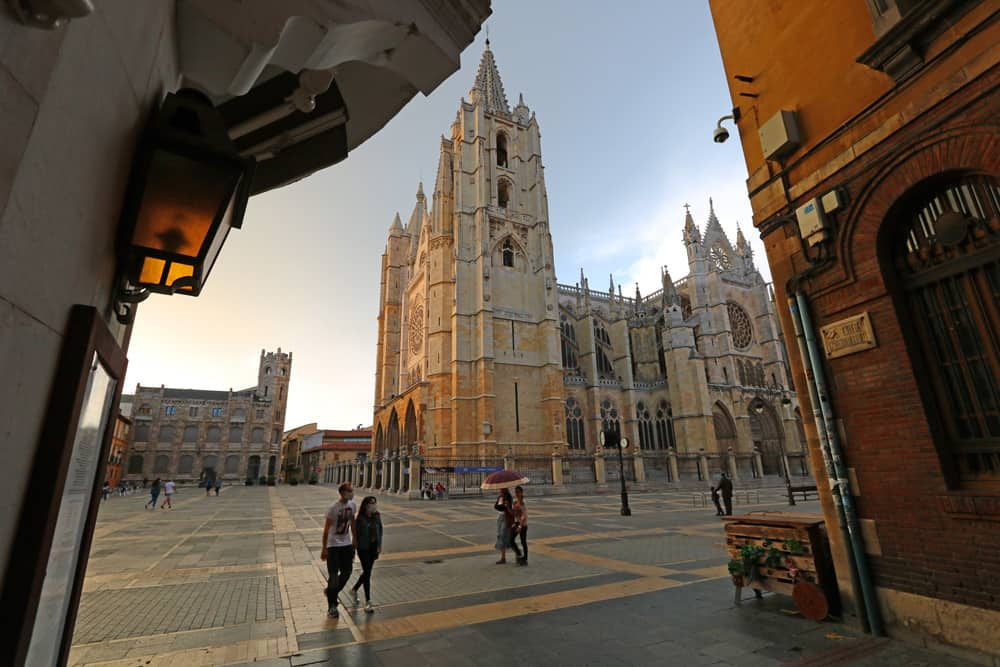 León  (Spain) as a  place to live