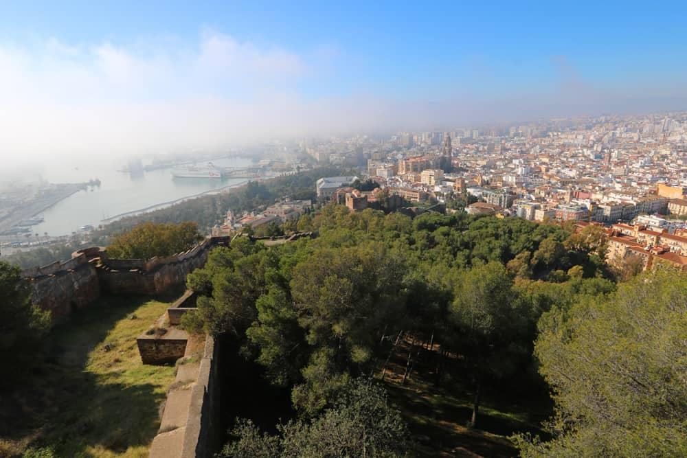 Living in Malaga as a retiree
