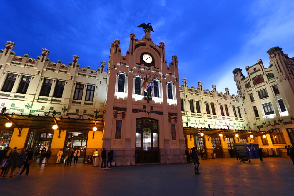 La Estación del Norte, Valencia