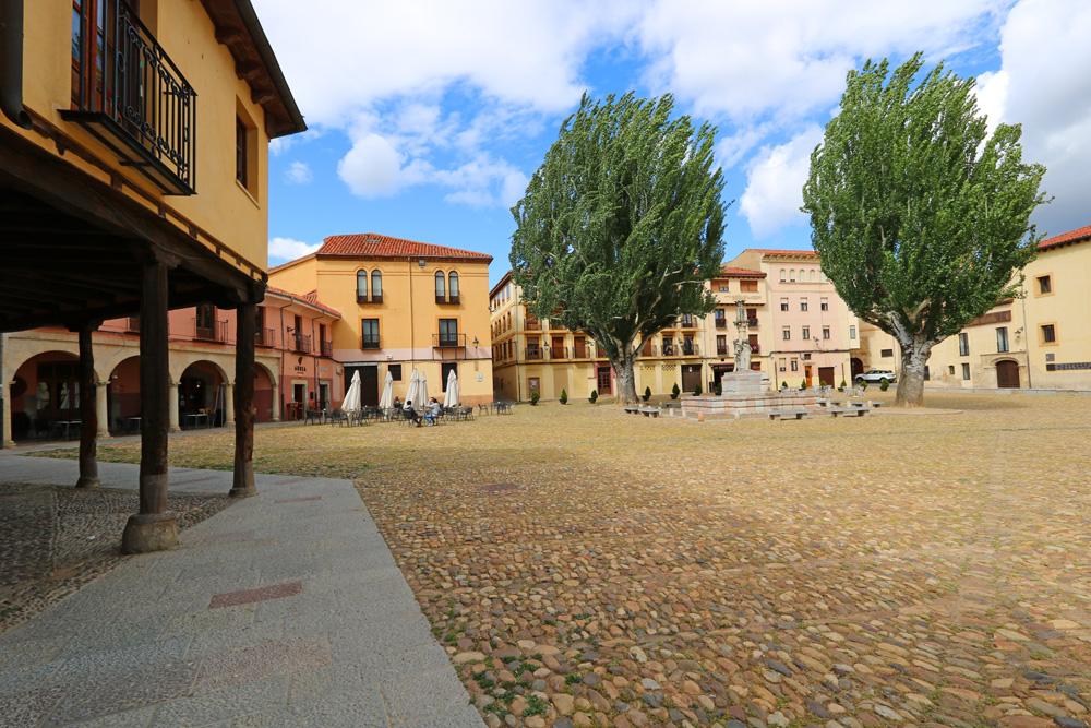 Plaza del Grano, Leon
