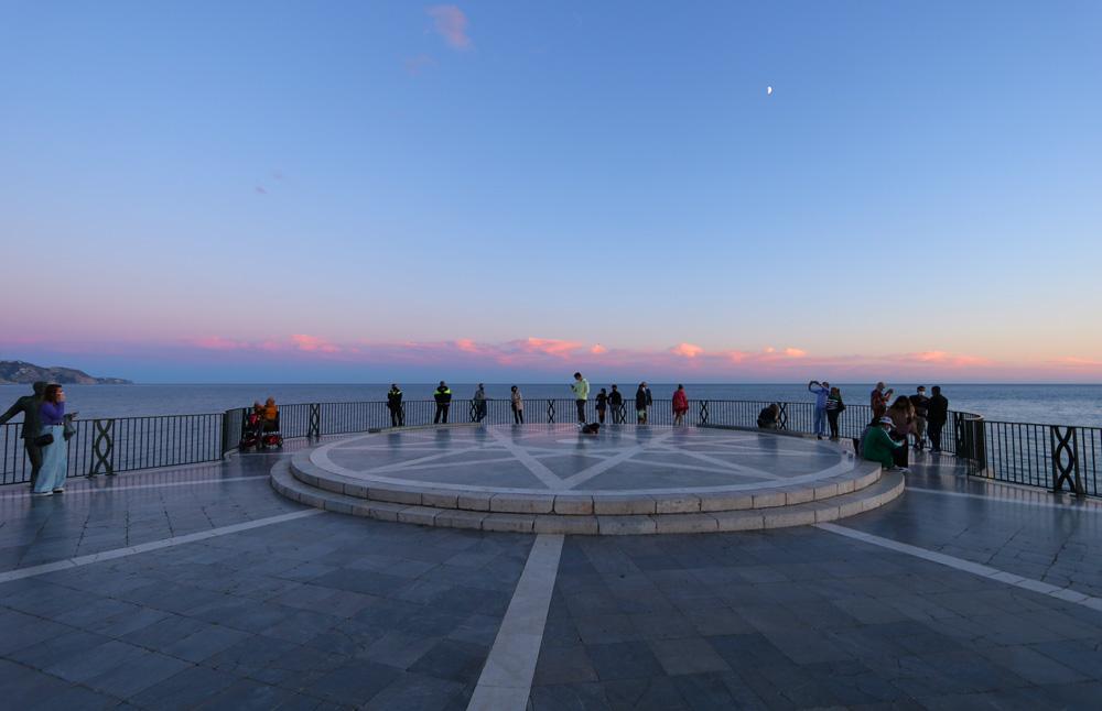 Views from the Balcon de Europa, Nerja
