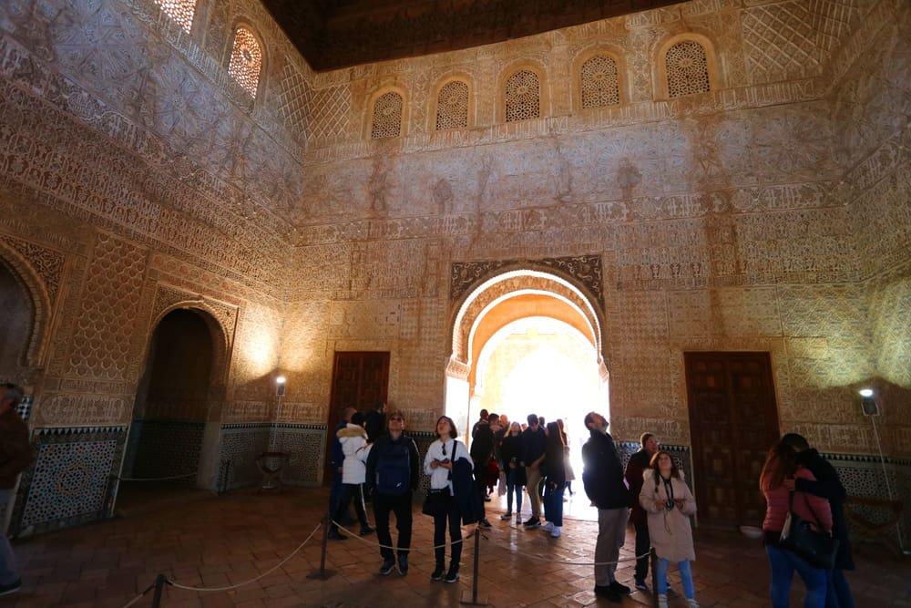 highlights of the Alhambra, Granada