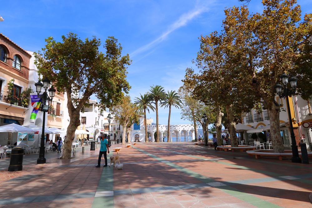 Plaza Balcon de Europa