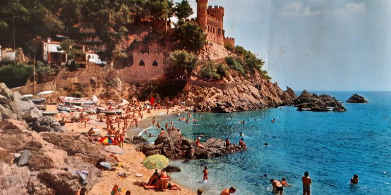 A postcard from Lloret de Mar (1985)