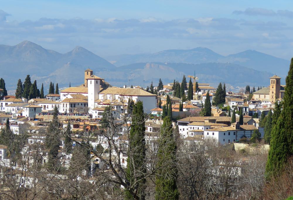 Granada's Albaycin (Albaicín) – a UNESCO World Heritage Site