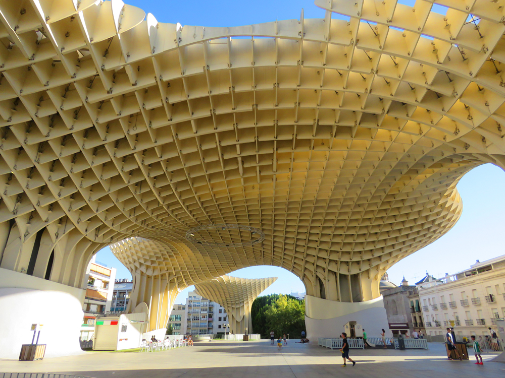 The Metropol Parasol – Seville's architectural highlight
