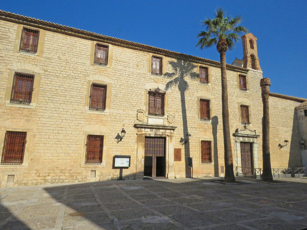 Villardompardo Palace in Jaen