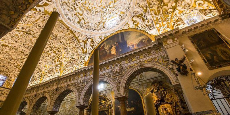 Santa Maria la Blanca – one of Seville's most beautiful churches