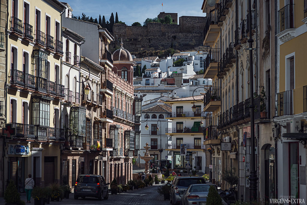 living in Antequera, Andalusia