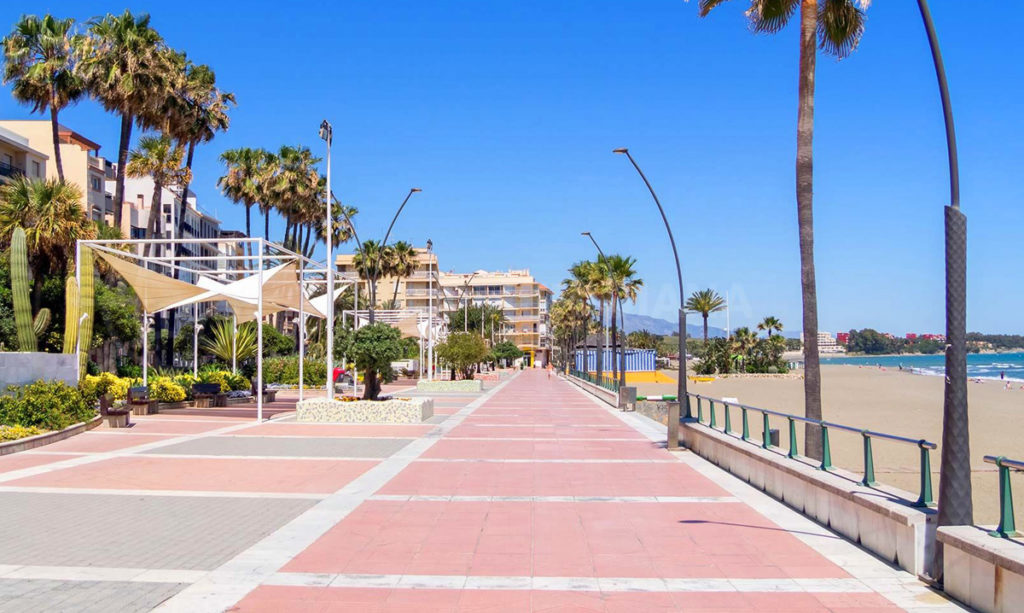 What's it like living in Estepona?