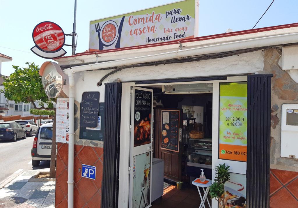"""Restaurants in Nerja – """"Que Comemos Hoy?"""""""