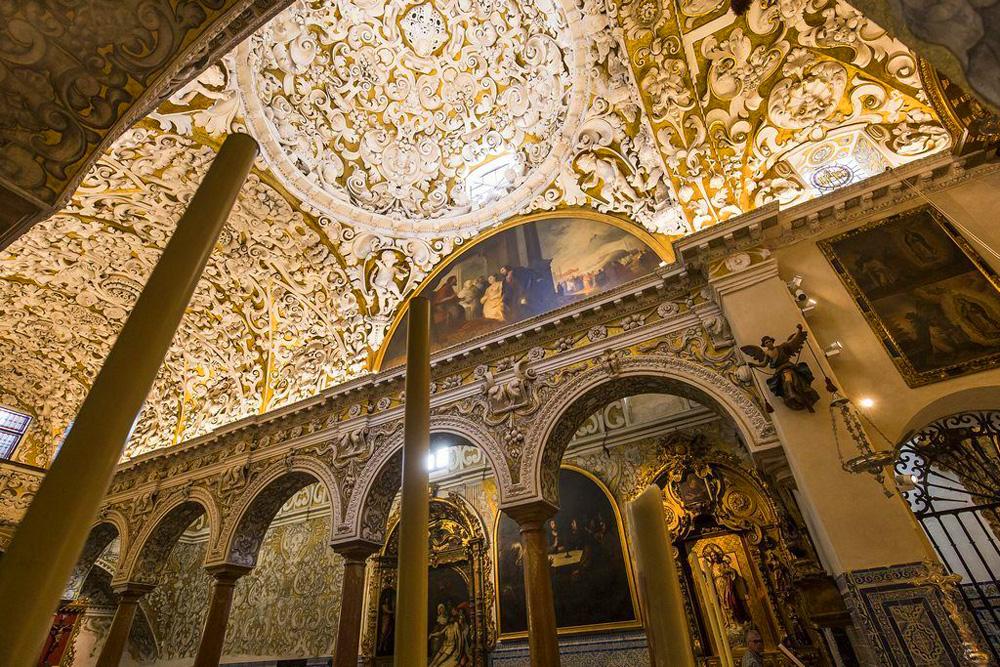IglesiaSanta María La Blanca