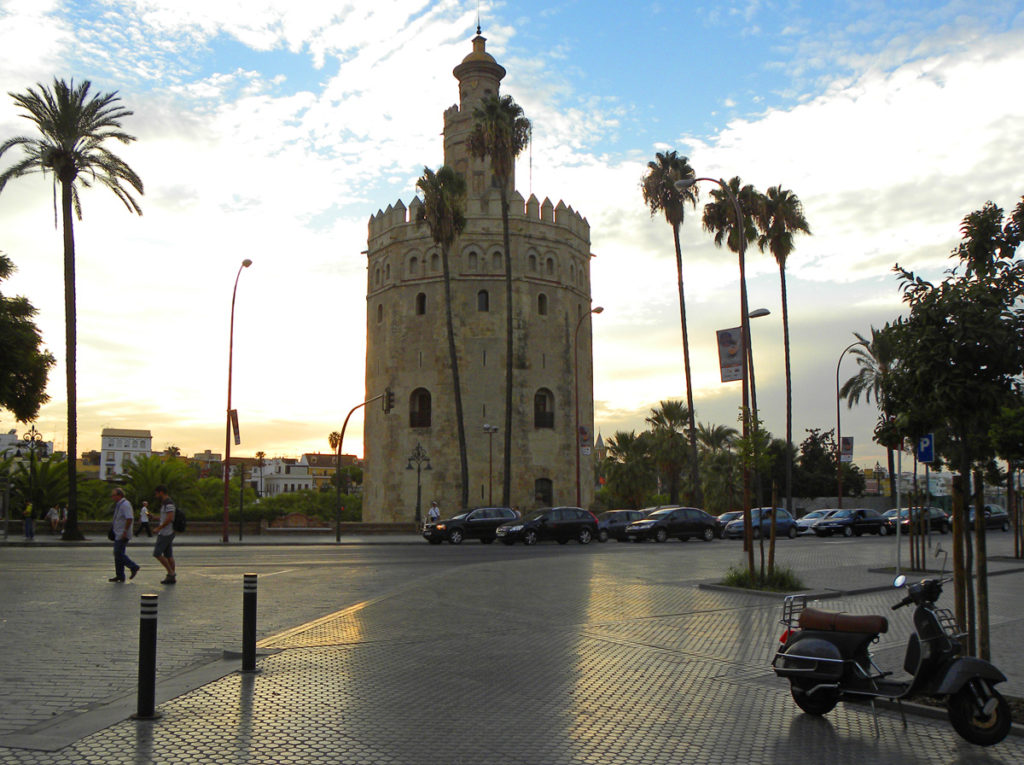 Seeing the highlights of Seville…while saving money!